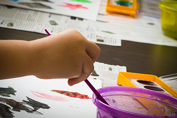 5 Secrets To Bringing The Artist Out In Every Kid
