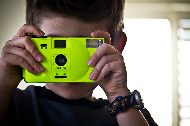 Does Your Kid Own A Camera?