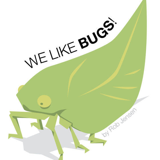 Free Kid's eBook Download: We Like Bugs!