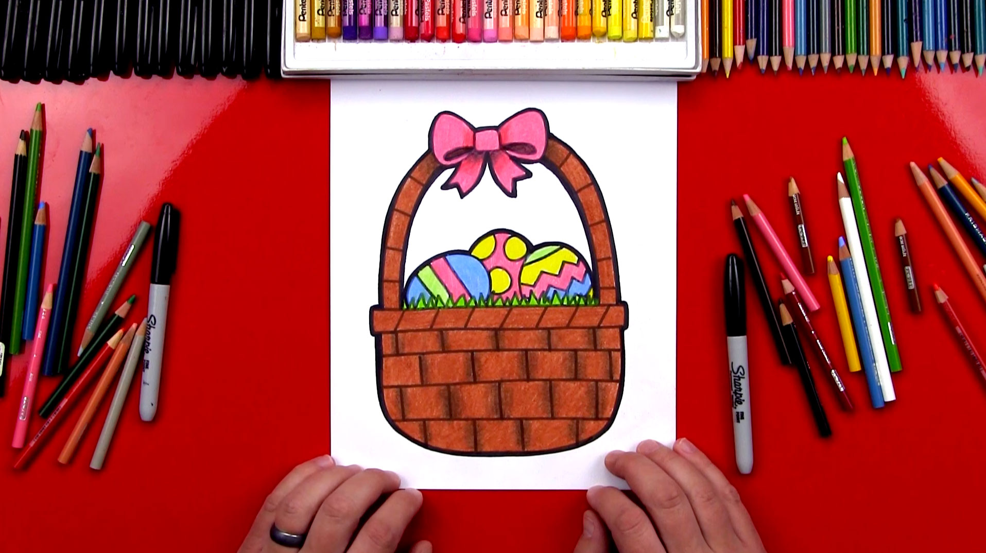 how-to-draw-an-easter-basket-feature