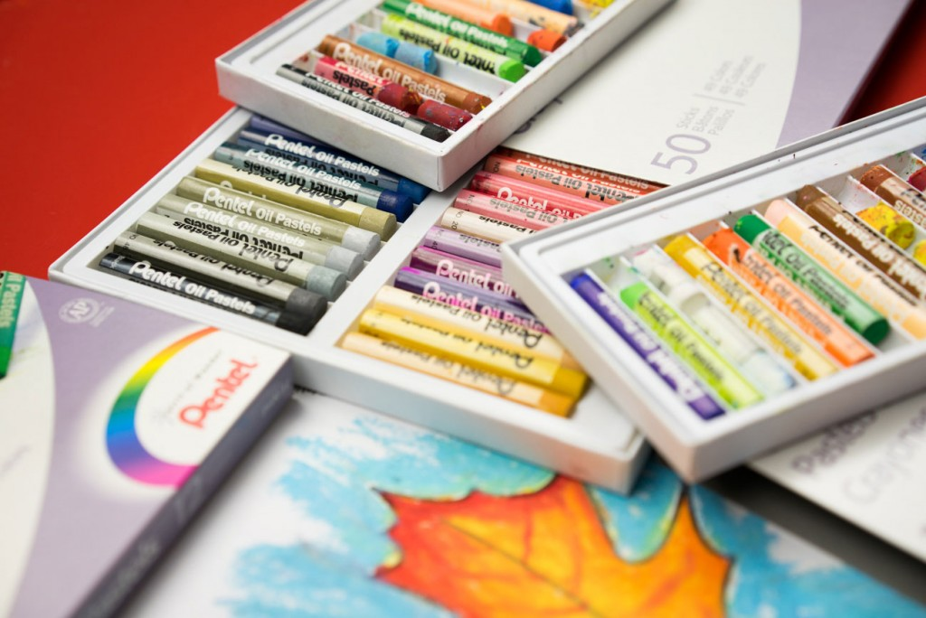 Best Oil Pastels For Kids