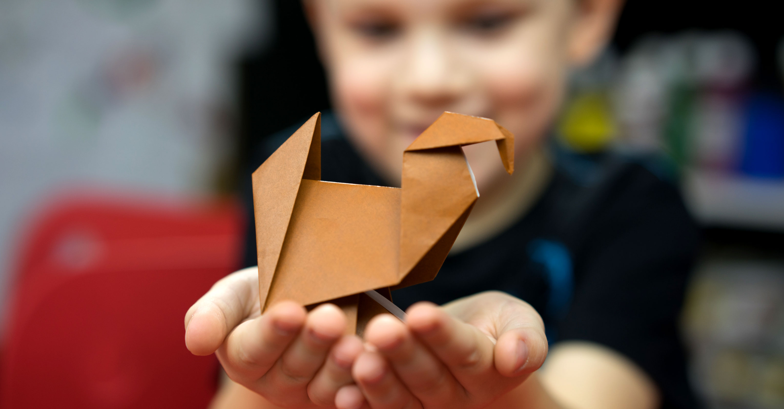 Origami for kids archives art for kids hub how to fold an origami turkey jeuxipadfo Choice Image