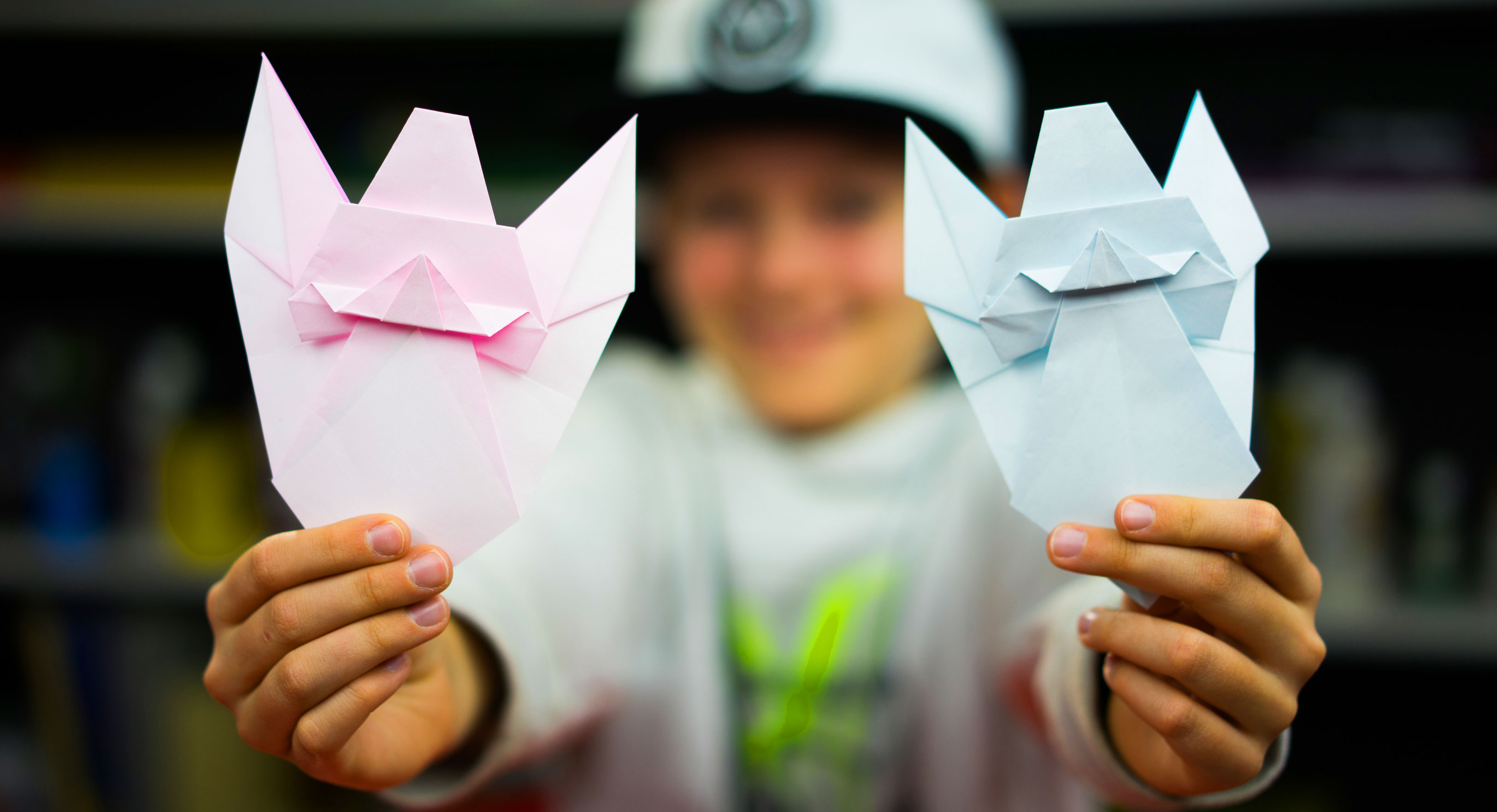 How To Fold An Origami Angel Art For Kids Hub