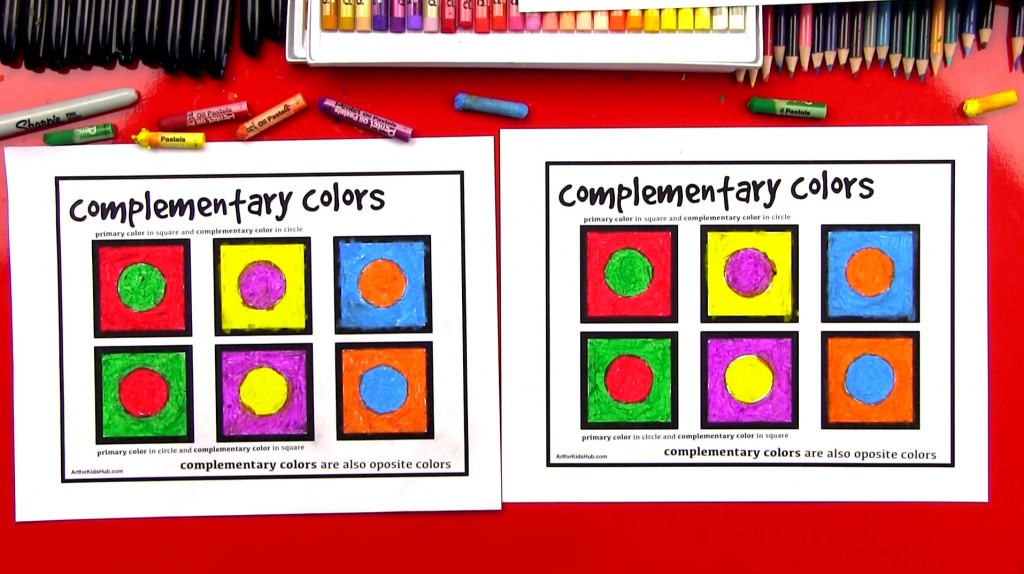 The Color Wheel – Complementary Colors (Part 2)