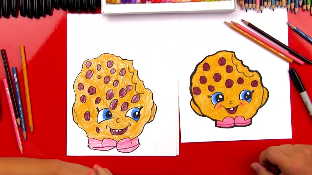 How To Draw Kooky Cookie (Toy Giveaway)