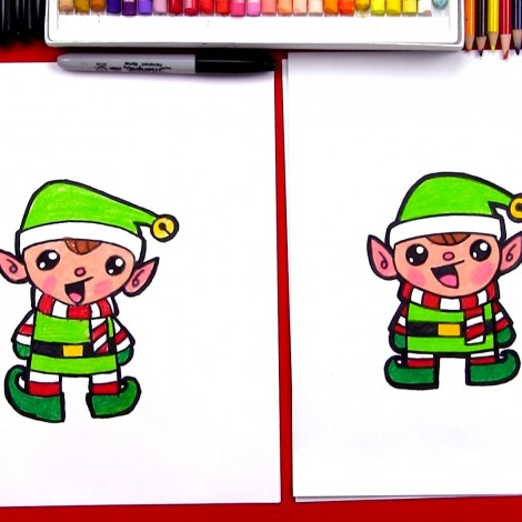 how to draw names for christmas