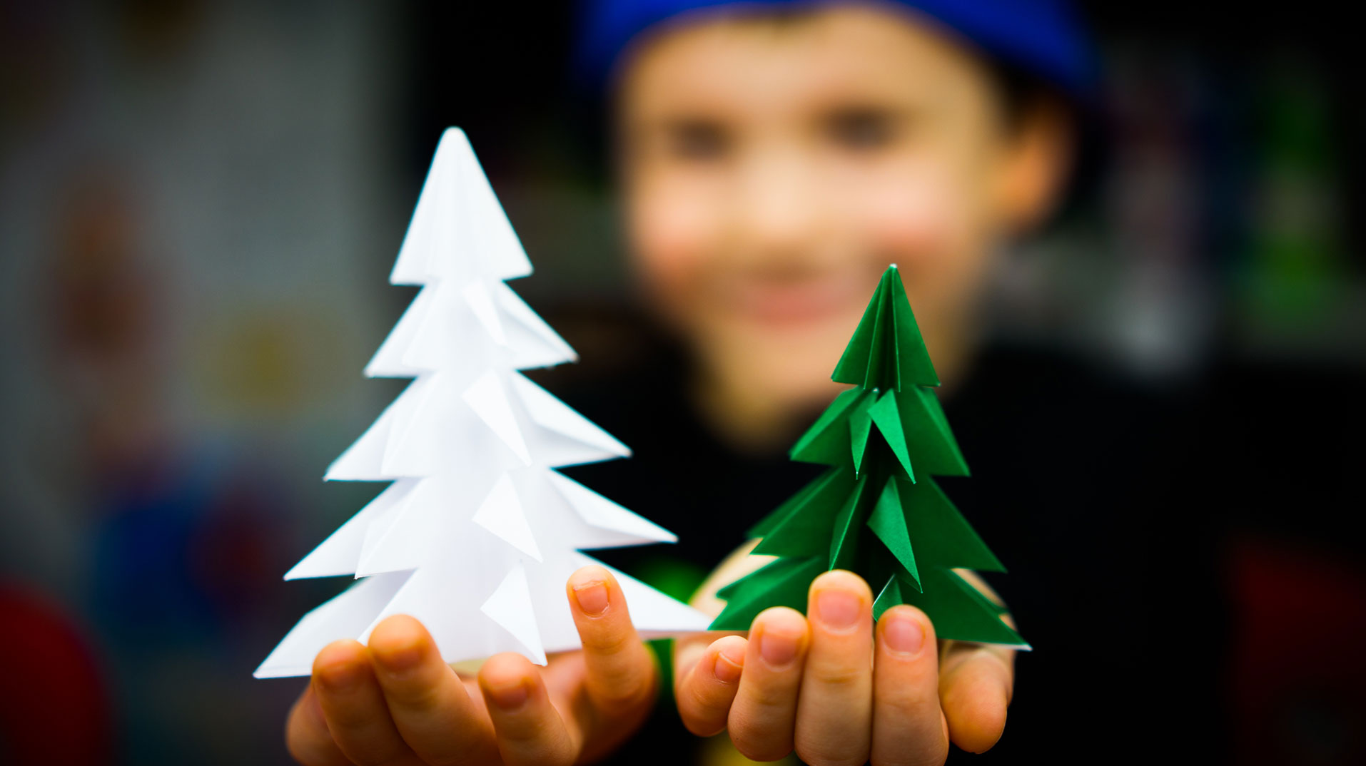 How To Fold Christmas Tree