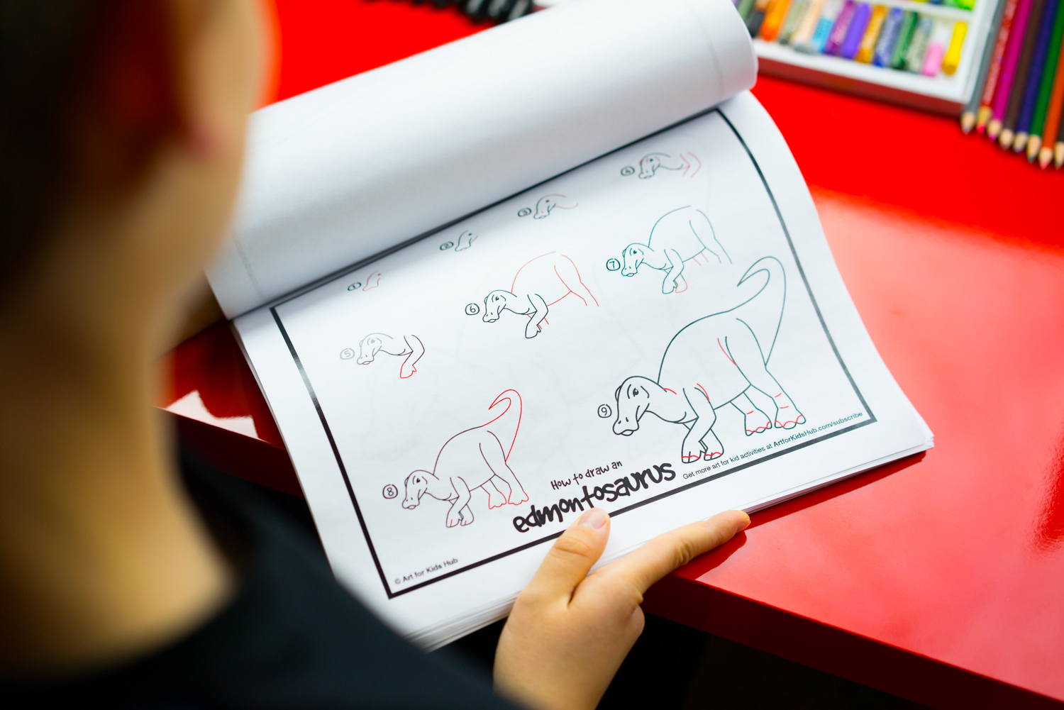 How To Draw 50 Dinosaurs Art For Kids Hub