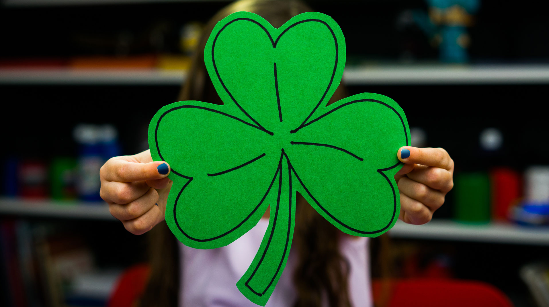 How to draw a shamrock art for kids hub voltagebd Images
