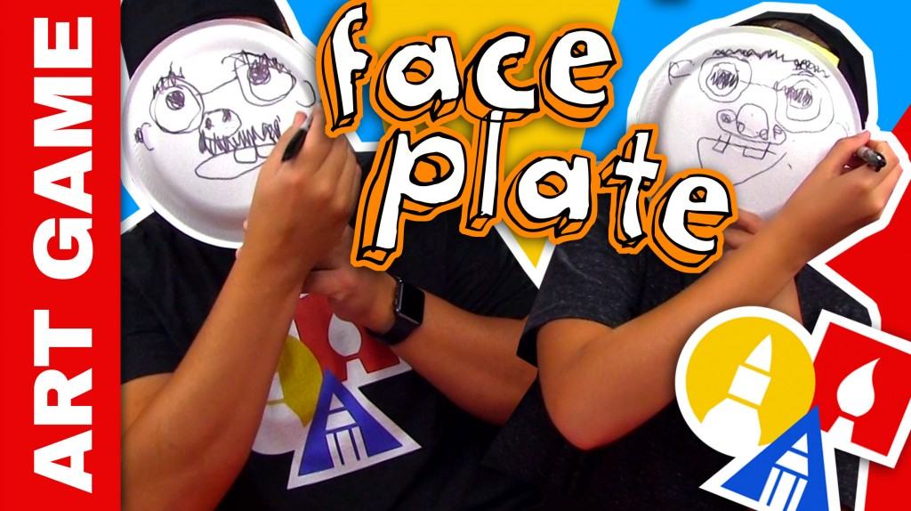 Face Plate Drawing Challenge + Mail-Time!