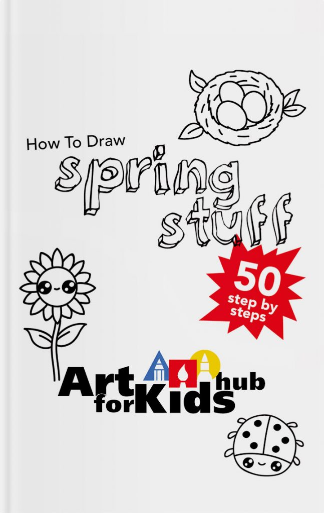 How To Draw Spring Stuff