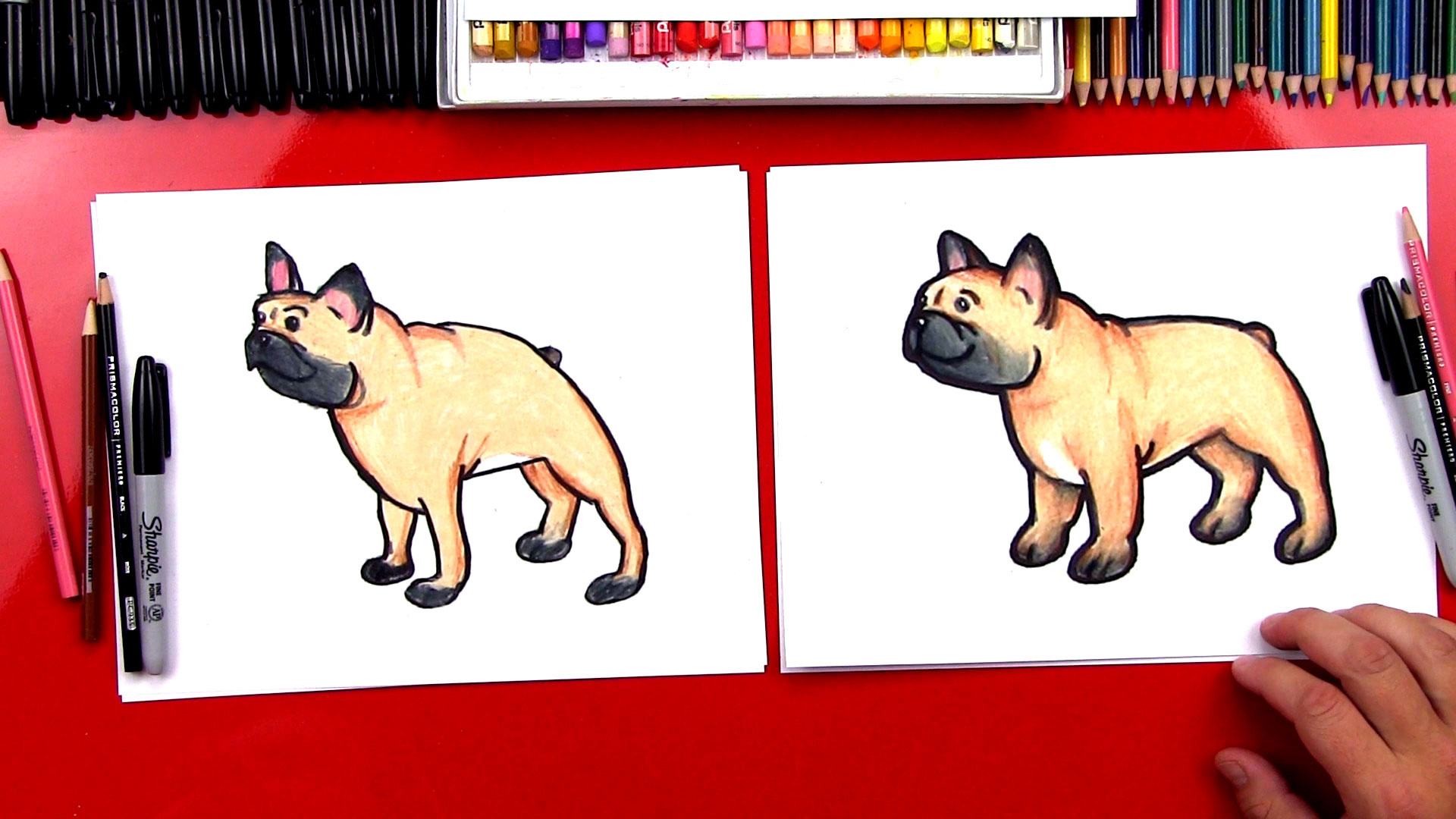 dogs archives art for kids hub