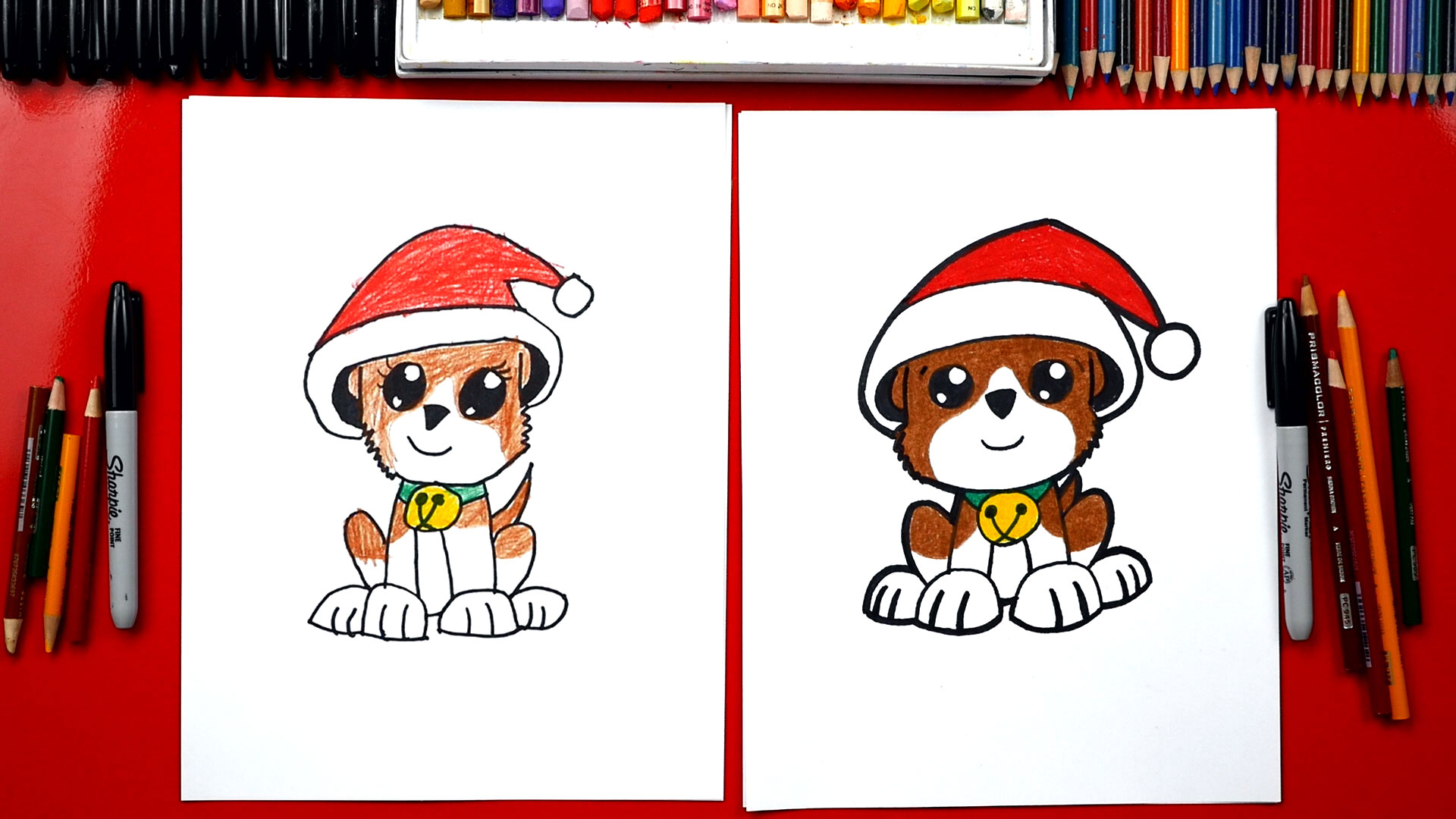 Christmas Archives - Art For Kids Hub