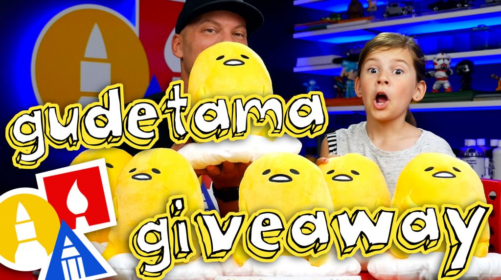 How To Draw Gudetama With A Balloon – GIVEAWAY!