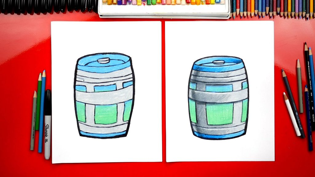 How To Draw A Fortnite Chug Jug