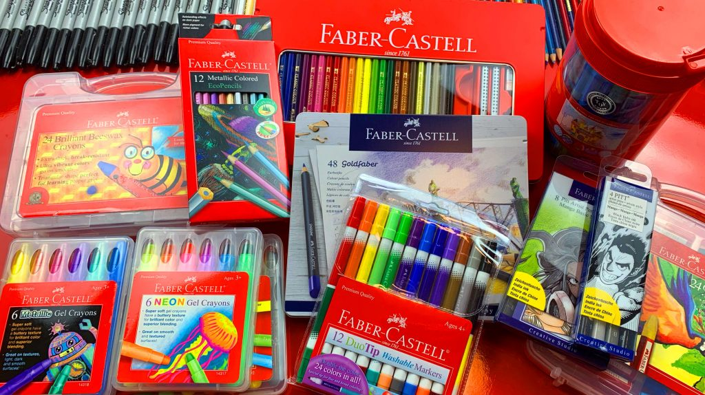 Faber-Castell Holiday Gift Guide