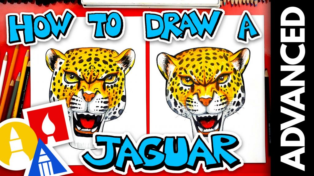 How To Draw A Realistic Jaguar – Advanced