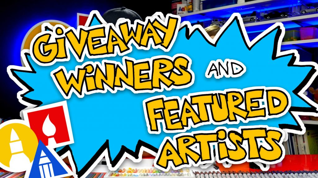 Wonder Park Giveaway Winners + Featured Artists!