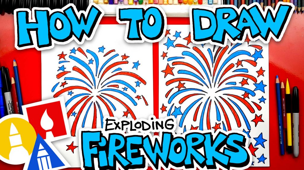 July 4th Archives Art For Kids Hub