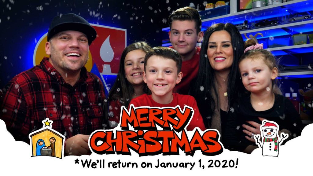 Merry Christmas From Our Family To Yours (2019)