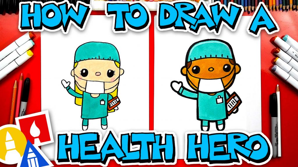 How To Draw Health Heroes