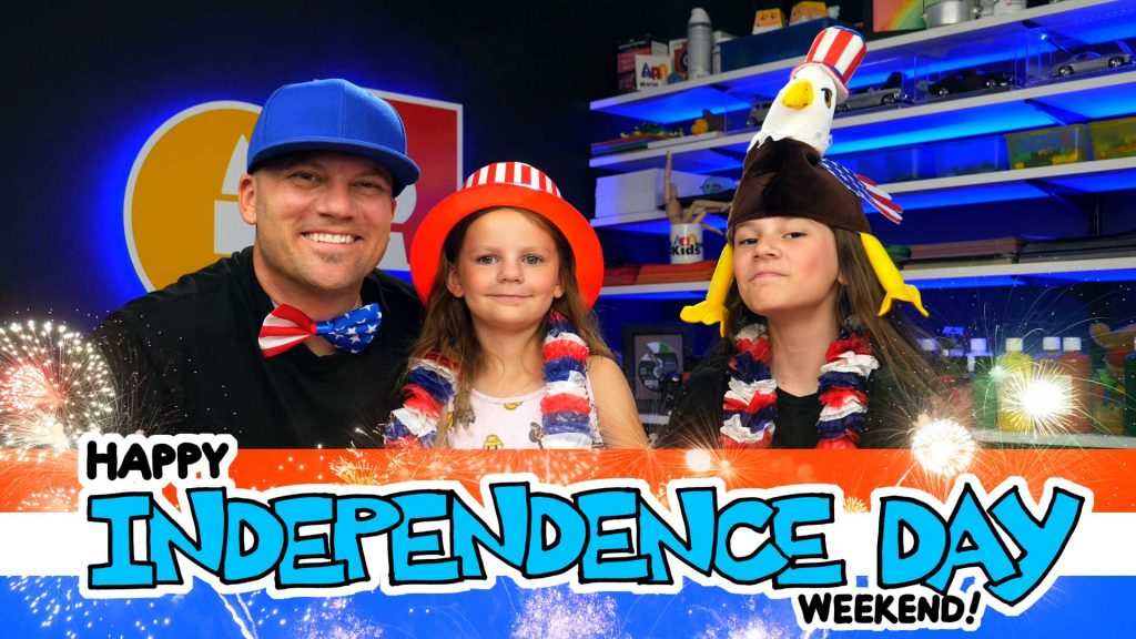 Happy Independence Day Weekend – Summer Break!