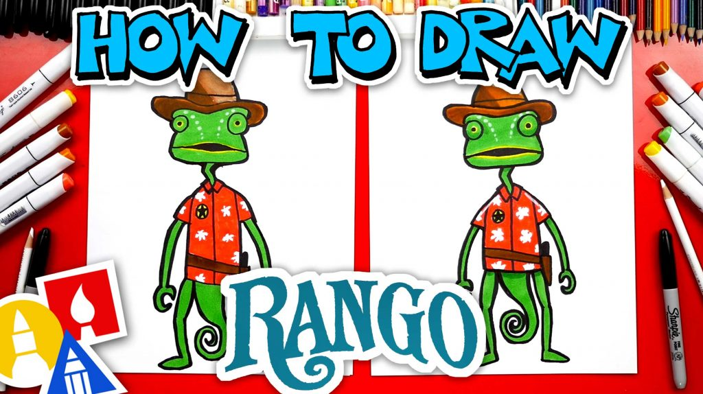 How To Draw Rango