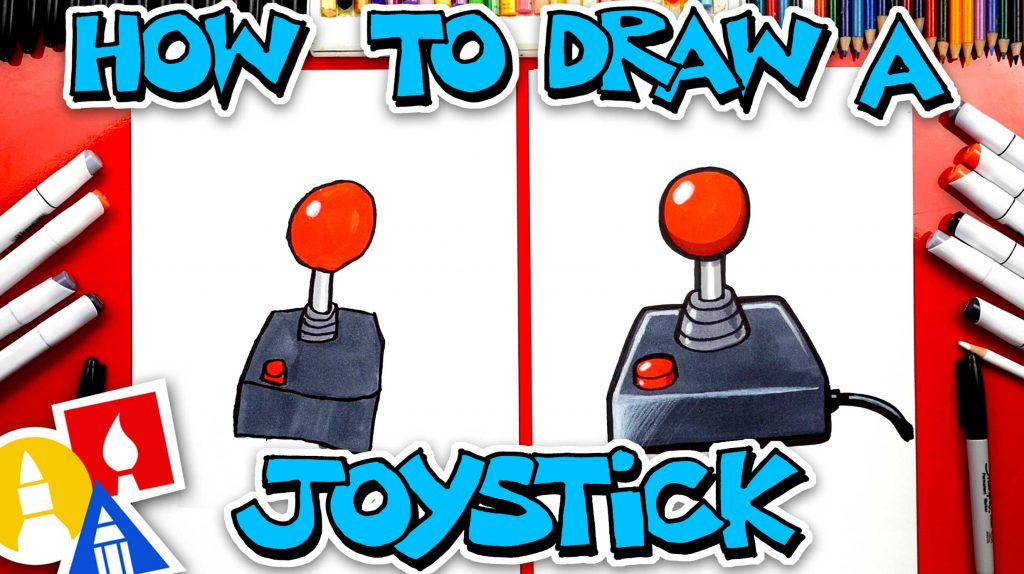 How To Draw A Joystick