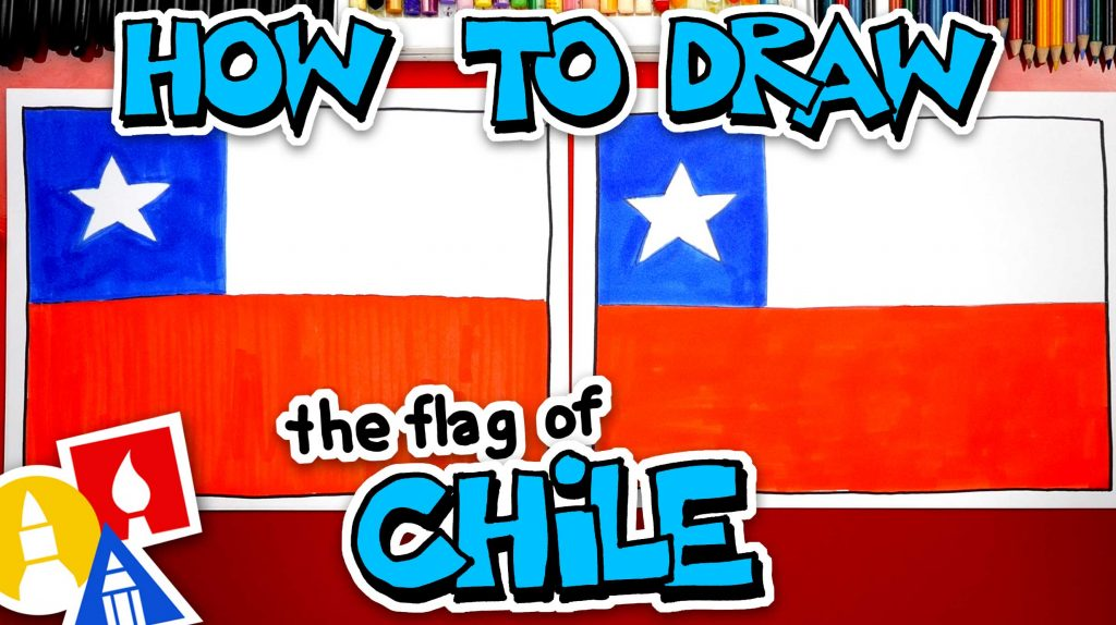 How To Draw The Flag Of Chile